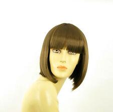 women short wig golden light brown FLORENCE 12