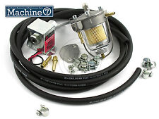 12V Electric Fuel Pump Conversion with Filter King & R9 Petrol Hose VW Beetle