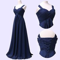 Long Mother of the Bride Groom Wedding Guest Gowns Prom Evening Party Dress PLUS