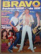 BRAVO 33 - 9.8. 1979 (2) Teens KISS McNichol Blondie Garrett Formel1 Keegan TUBE