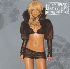 Britney Spears CD Greatset Hits My Prerogative 2004 Jive Records