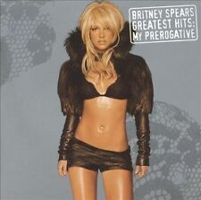 Greatest Hits: My Prerogative 2004 by Spears, Britney (Disc Only)