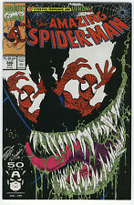 Amazing Spider-Man #346 Vile, Vengeance and Venom VF