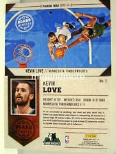 Panini nba (Adrenalyn XL) 2013/2014 - #002 kevin love-board members