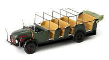 Autocult 1/43 Steyr 380a Cabrio-Bus 1949 Dark Green 10000 Limited To 333 Pieces