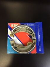 125 Grizzly Blaster Pw80 Breeze BRAKE SHOES EBC 503G YAMAHA GROOVED w/ SPRINGS