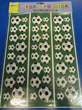 Soccer Sports Banquet Theme Birthday Party Favor Craft Scrapbook Stickers