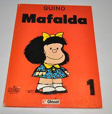 MAFALDA #1 French Comic Book BD QUINO 1981 Joaquin Lavado -rj
