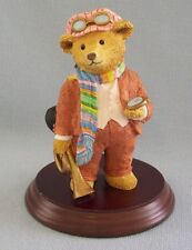 Department 56 Upstairs Downstairs Bears Freddie Bosworth Read For A Spin