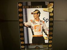 Rare Joey Logano #20 Home Depot Press Pass VIP 2009 Card #63 RED CARPET / VOTE