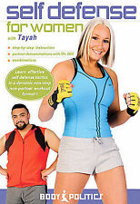 Self Defense For Women With Tayah: Technique and Workout (DVD, 2008)