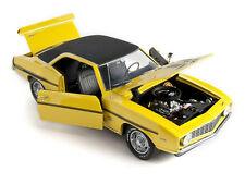 NEW! Revell Creative Masters 1969 Yellow Camaro Yenko/SC - Color: Daytona Yellow