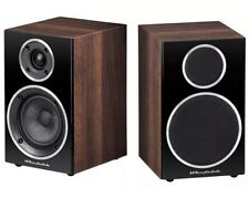 Wharfedale - Diamond 210 Series 2-Way Bookshelf Speakers (Pair) - Walnut New