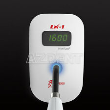 Woodpecker LM-1 Dental Led & Halogen LED Curing Light Meter Power Tester Italy