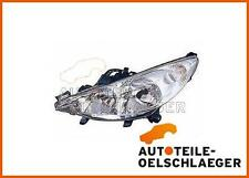 Scheinwerfer links Peugeot 207 Bj. 06-