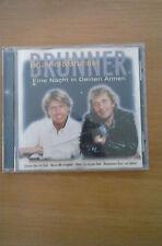 +++ CD Musik Ghetto Brunner & Brunner Eine Nacht in deinen Armen +++