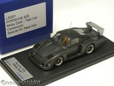 PORSCHE 935 MOBY DICK TEST CAR CARBONIUM LOOKSMART MODELS 1/43 #LS261