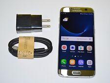 Samsung Galaxy S7 edge SM-G935 - 32GB - Silver Titanium (AT&T)- CLEAN ESN - Good