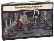 Gale Force 9 71001 Dungeons And Dragons Drow War Party 5 Miniature Games, New To