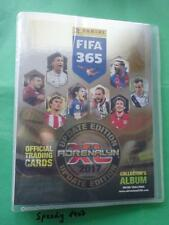Fifa 365 UPDATE MINI Binder Sammelmappe Collectors Binder Limited Panini 16 17