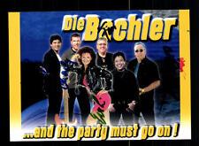 Die Bachler Autogrammkarte Original Signiert ## BC 77958