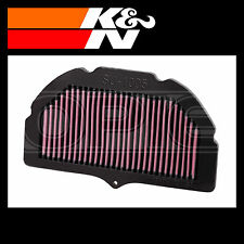 K&N Air Filter Motorcycle Air Filter for Suzuki GSXR1000 (2005 - 2008)| SU-1005