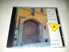 cd musica penguin cafe' orchestra a brief history