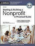 Starting & Building a Nonprofit: A Practical Guide-ExLibrary