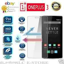 100% Genuine Tempered Glass Screen Protector Guard For Oneplus 3 ONE PLUS THREE