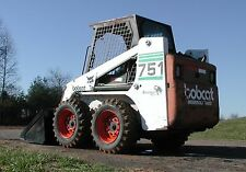 BOBCAT 751 PARAMOTORE MANZO Workshop Manual