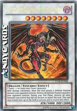 INGLESE Red Dragon Archfiend / Arcidemone Drago Rosso ☻ Rara ☻ TU06 EN008