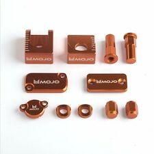 MOJO KTM Bling Kit - CNC Billet Anodized Fits 2012, 2013 KTM 65 SX,SXS