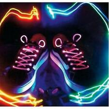 SHOELACES INDICATORS NEON LED PINK SNEAKERS SHOES BAG