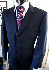 Chester Barrie Savile Row London Three Button front Suit Chest 40 W 32 L 29.5