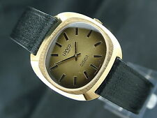 Vintage Retro Lanco Swiss Mechanical Watch NOS 1970s