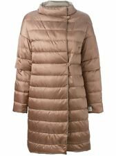 NEW 'S Max Mara reversible padded coat, Size 44IT, 12UK, 10US - RRP £650