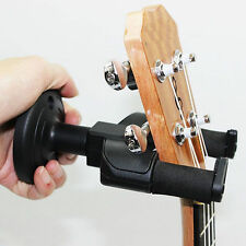 Guitar Wall Mount Hanger Stand Holder Hooks Display Acoustic Electric Bass