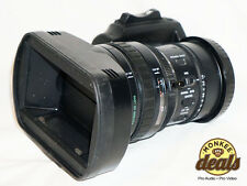 Sony / Fujinon VCL-614B2X Stock HD Zoom Lens for Sony PMW-EX3