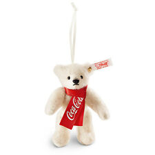 Coca-Cola Polar Bear Ornament by Steiff - EAN 355318