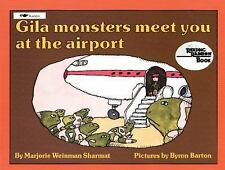 Marjorie Sharmat - Gila Monsters Meet You At Airp (1990) - Used - Childrens