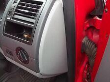Volkswagen transporter T5-dash side trims/porte jam trim-gris clair-neuf!
