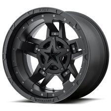"""20 Inch Black Wheels Rims Dodge RAM 1500 Truck 5x5.5 XD Series Rockstar 3 20x12"""""""