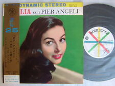 PIER ANGELI ITALIA CON / 10INCH WITH OBI