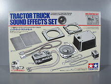 New NIB Tamiya 1/14 Semi Tractor Truck Sound Effects Set # 56510