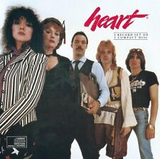 Heart : Greatest Hits/Live CD (1990)