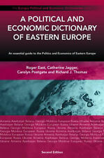 A Political and Economic Dictionary of Eastern Europe (Political and Economic D