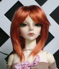 "DOLL Wig, Monique Gold ""JoJo"" Size 4/5, Carrot Red"
