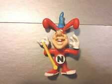 DOMINO'S PIZZA AVOID THE WIZARD NOID 1988 CLAYMATION FIGURINE