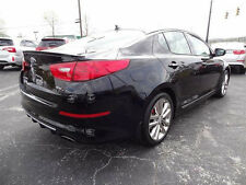 PAINTED Factory Style Lip Spoiler - Fits the 2014 2015 Kia Optima
