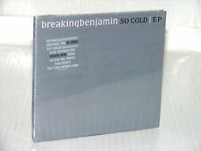 So Cold by Breaking Benjamin (CD, Nov-2004) [EP] [Digipak]   ***NEW***